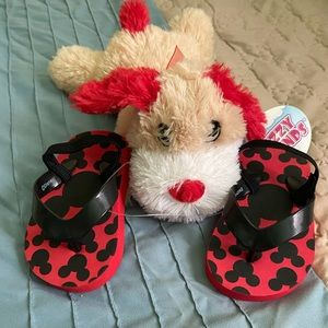 Disney Mickey Mouse Sandals